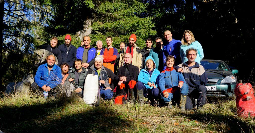 Обща снимка на участниците