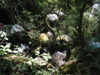 боклуци в пещери, Карлуково
